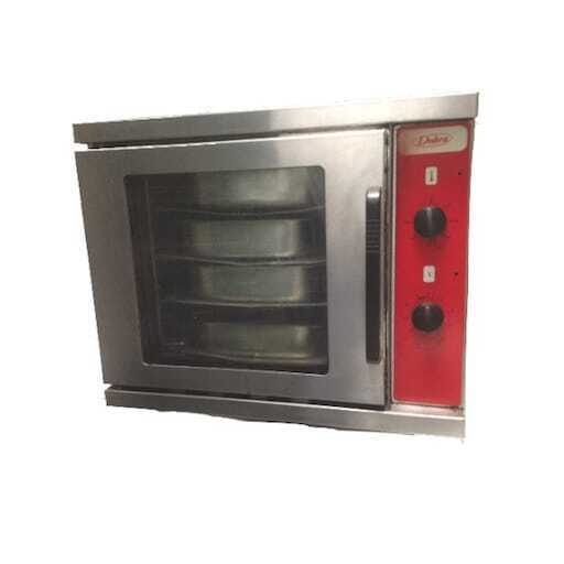 Bread oven *4 trays incl. 60x56 cm.