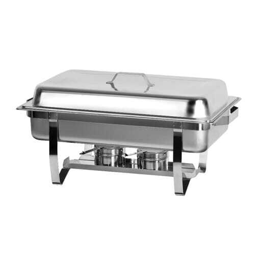 Chafing dish *burning gel incl.