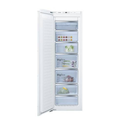 Congelador vertical 60x55 cm.