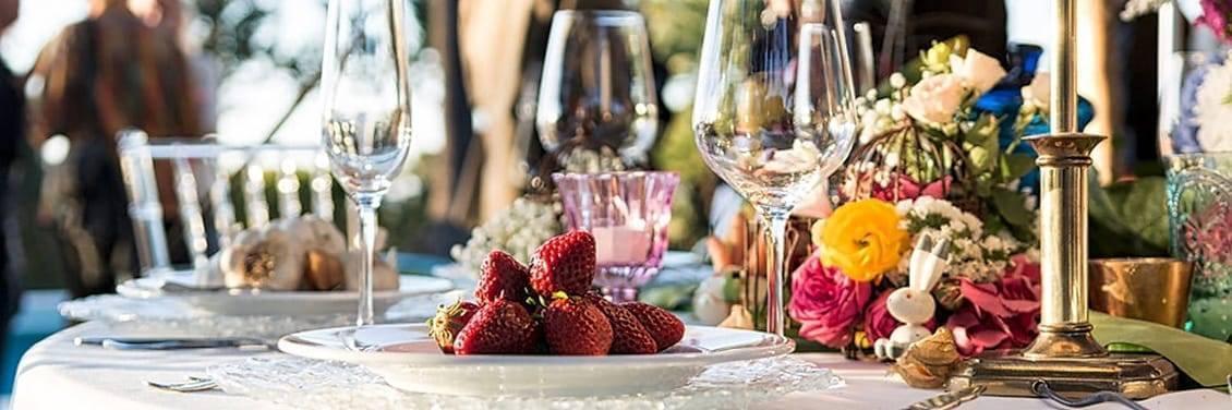 Catering con nuestros productos de catering en Ibiza