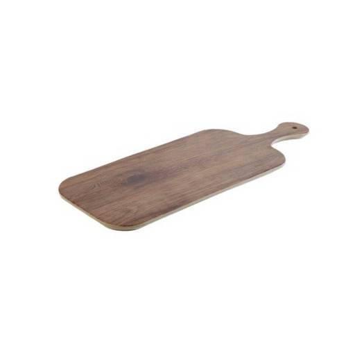 Holz Brett Imitazion 20x48 cm.