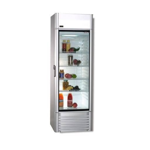Kühlschrank 1 Glas Tür