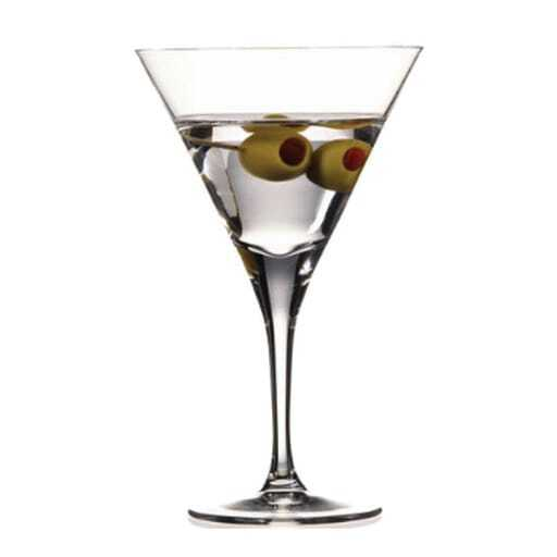 Martini glass 25 cl.