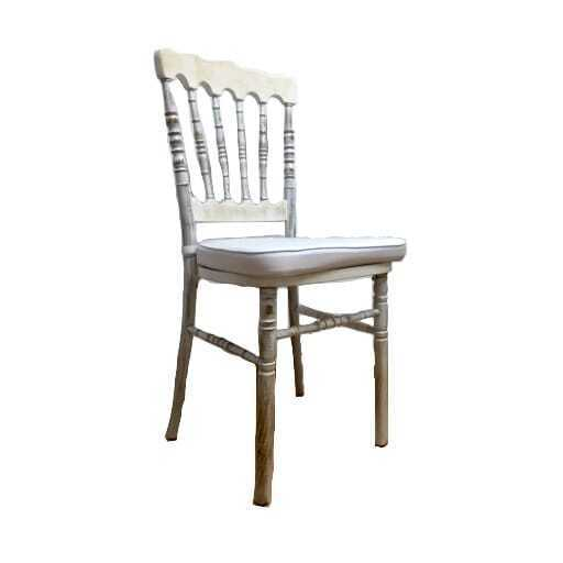 Napoleon chair vintage *cushion incl.