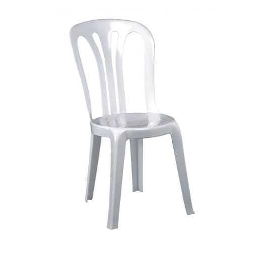 Plastik Stuhl