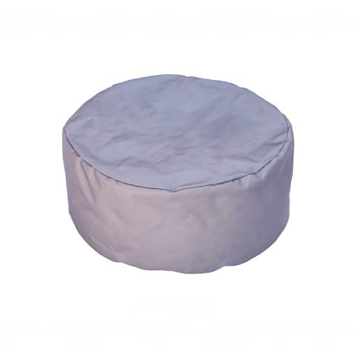 Dark gray cushion for floor