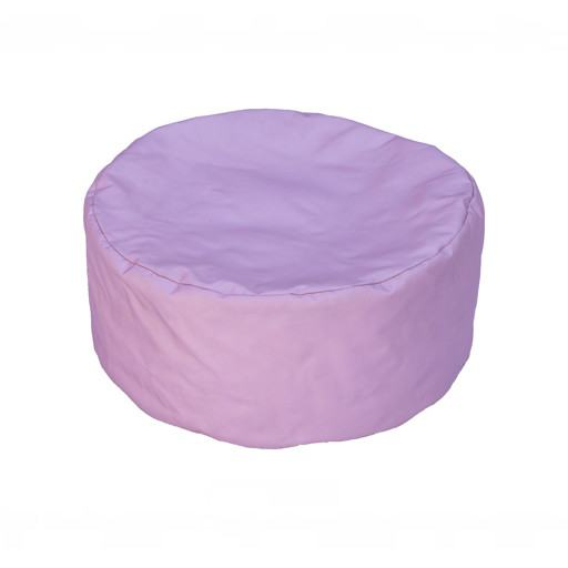 Pink cushion for floor