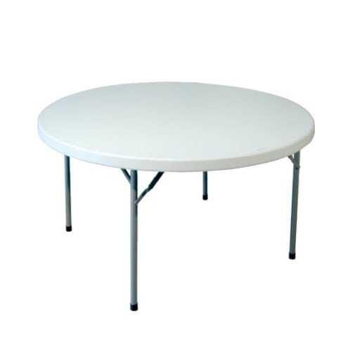 Round table 180 cm.