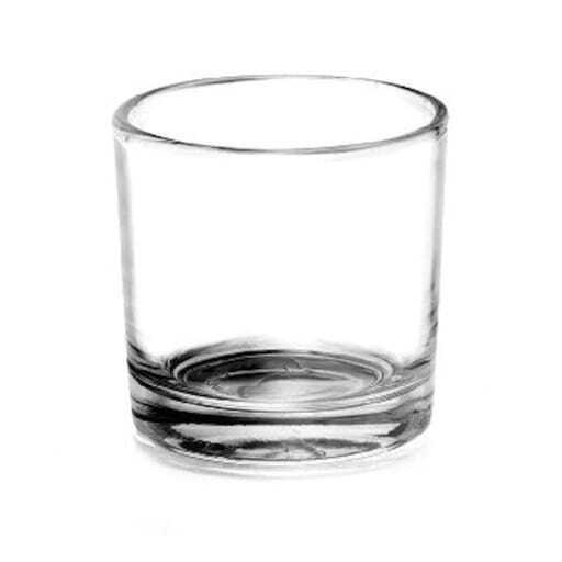 Vaso chupito bajo  4 cl.