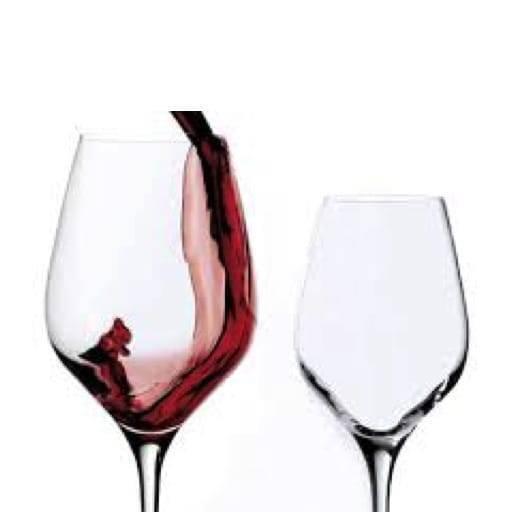Alquila copas y vasos para tu evento tenemos una amplia gama de cristalería
